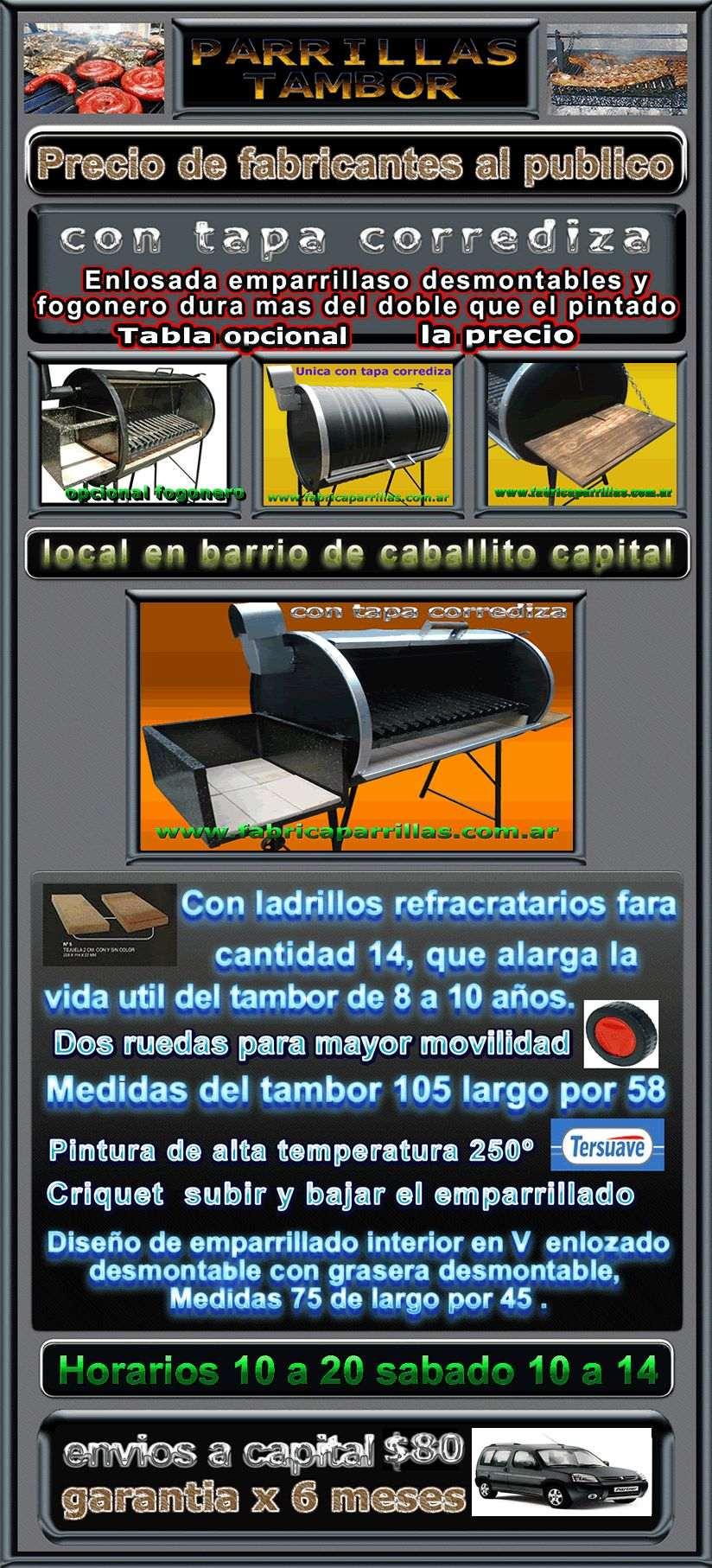 parrillas-tambor