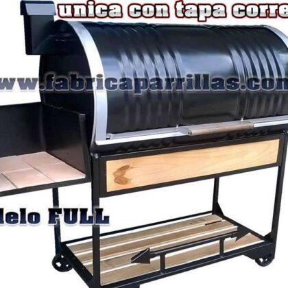 Parrillas tambor modelo FULL