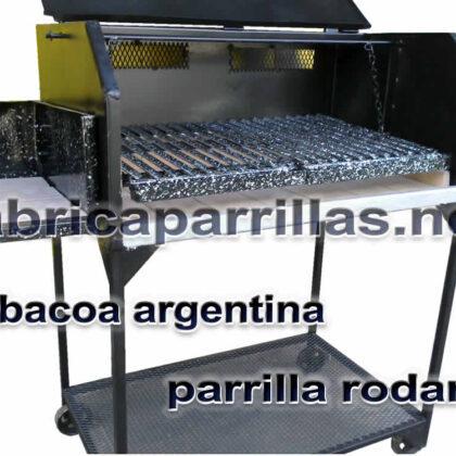 Parrillas modelo barbacoa argentina