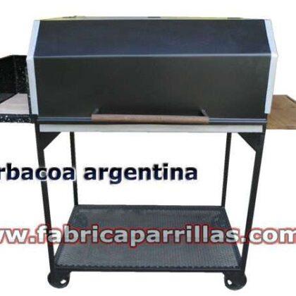 Parrillas modelo barbacoa argentina de 120 x 50