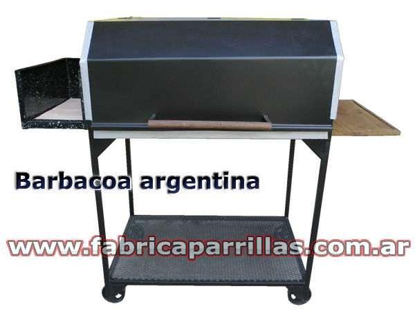 Parrillas rodante modelo barbacoa argentina tienda for Barbacoas argentinas precios