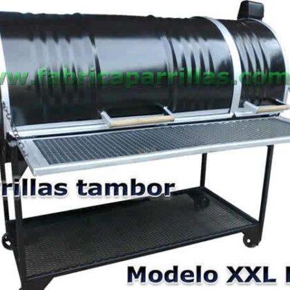 Parrillas tambor Modelo XXL FULL
