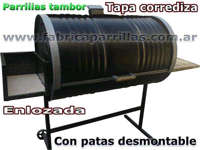 parrillas-de-tambor-con-tapa-corrediza