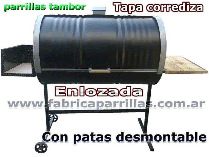 parrillas-tambor-corrediza