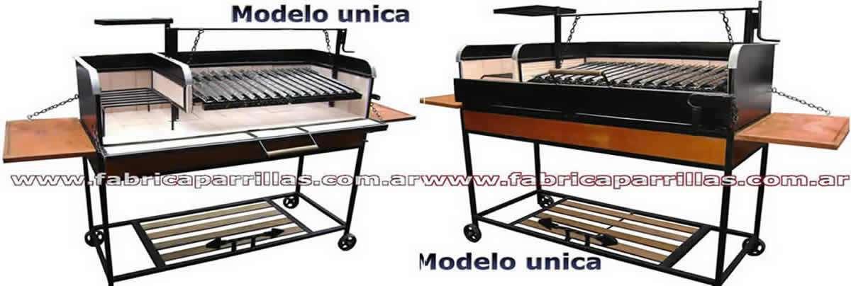 Modelo-unica-parrillas-rodante-de-excelente-calidad-refractarios-fogonero-tabla-enlozado-V
